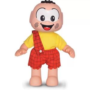 Boneco Cascao Tradicional Turma da Monica SID NYL 966