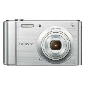 Camera Digital SONY DSC-W800 20.1MP HD Zoom Optico de 5X LCD de 2,7