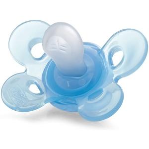 Chupeta Comfort AZUL SIL 0-6 Meses Chicco 749112