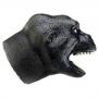 Fantoche Cabeça de Animais Selvagens Gorila TOYNG 41953