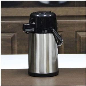 Garrafa Termica AÇO INOX Pressao 1,9L Termopro TP6506