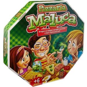 Jogo Pizzaria Maluca GROW 1283