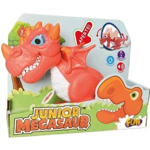 Junior Megasaur Dino Dragao Vermelho FUN 8277-7