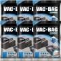 Kit 6 Sacos a Vacuo VAC BAG TRIP BAG 60X40 Ordene