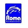 Moto Racing Motorcycle Laranja Roma 0900