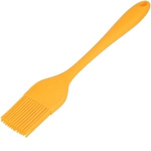 Pincel Silicone 28CM Amarelo WECK 5085
