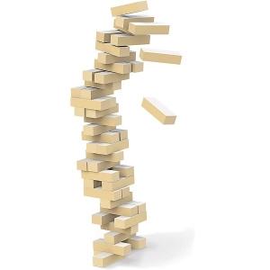Torre de Equilibrio 54 Peças Junges 735