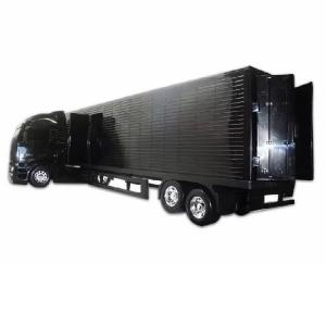 Truck Bau Diamond Preto Roma 1330