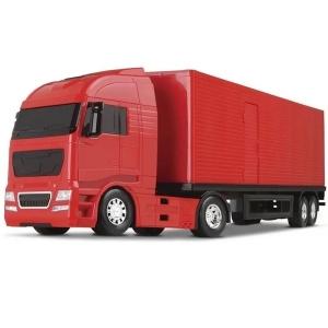 Truck Bau Diamond Vermelho Roma 1330