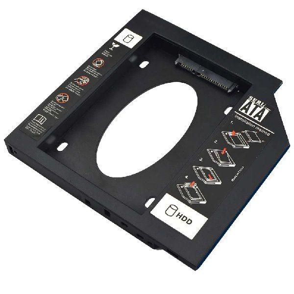Adaptador HDD/SSD para Notebook Via Baia de 12,7MM CD/DVD (05) Multilaser GA173