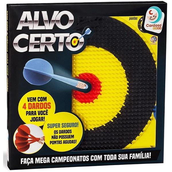 Alvo Certo Cardoso TOYS 8401
