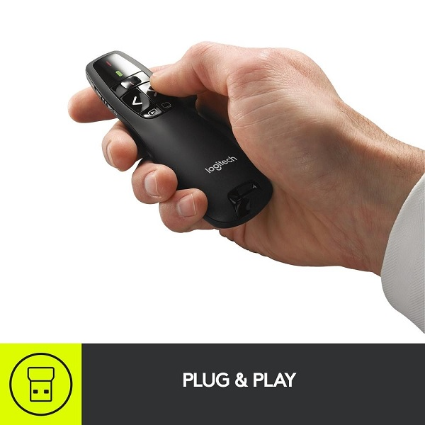 Apresentador Wireless R400 Logitech 910-001354