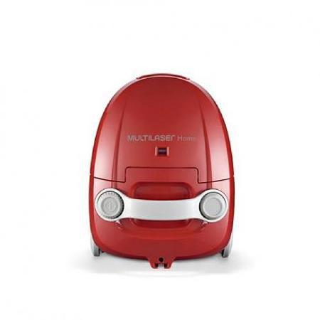 Aspirador de PO 1400W 127V Vermelho Multilaser HO01