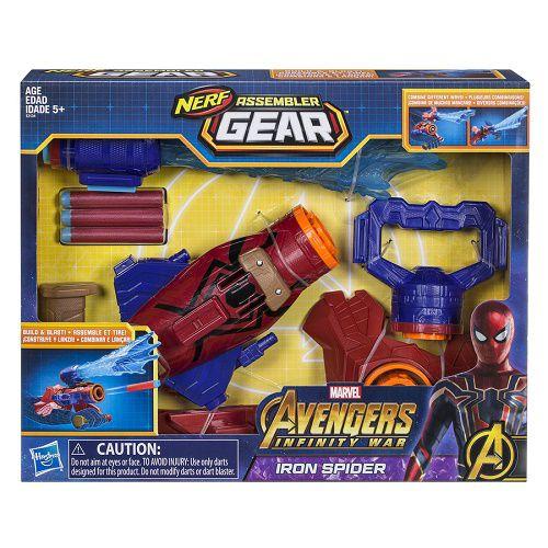 Avengers Lancador Homem ARANHA Hasbro 12993 E2134