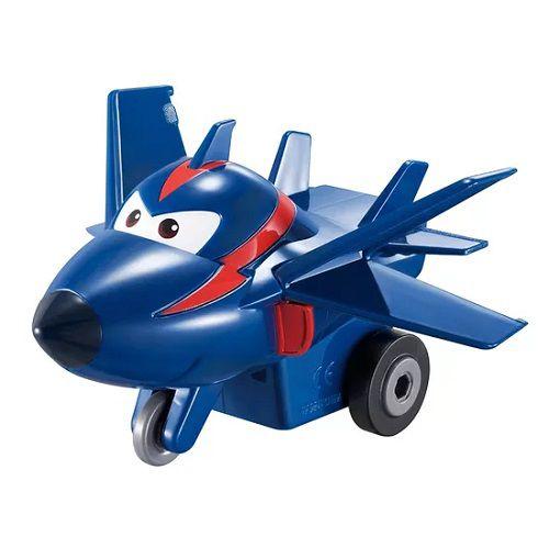 Aviao Super WINGS Vroom N Zoom Jerome INTEK YW80140 8014-0