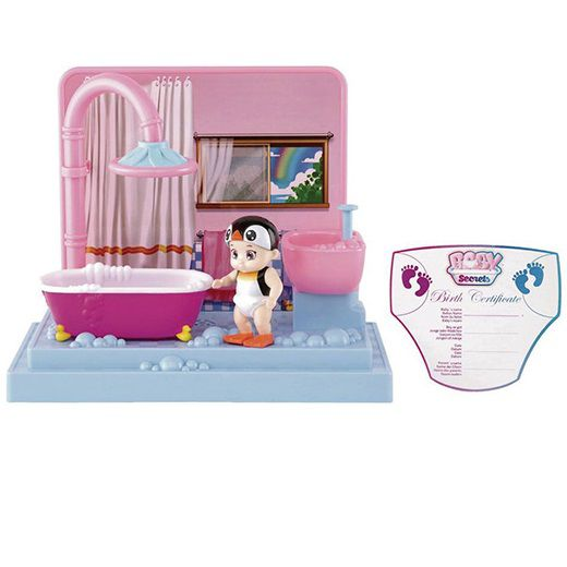 Baby Secrets BATH PACK Candide 2402