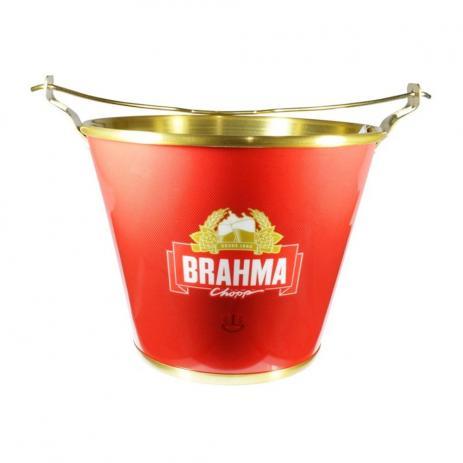 Balde de Gelo Brahma CHOPP Doctor Cooler para Cerveja