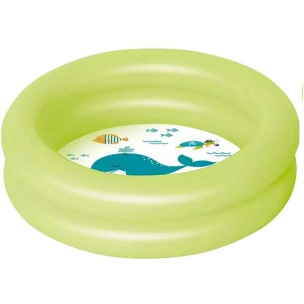 Banheira Inflavel 28L Verde MOR 001780