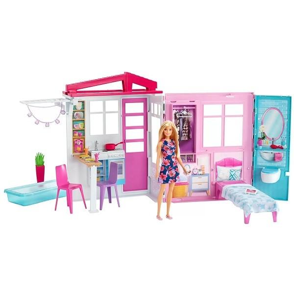 Barbie Casa Glamur com Boneca Mattel FXG55