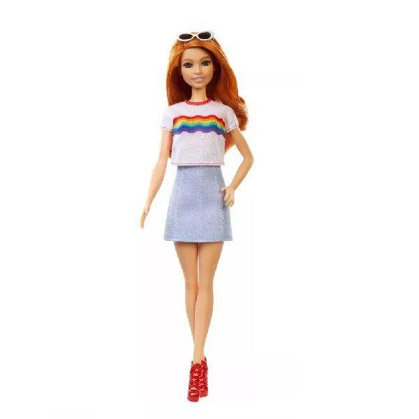 Barbie Fashionista Mattel FBR37 122