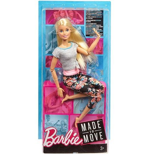 Barbie Feita para Mexer Mattel FTG80 / FTG81