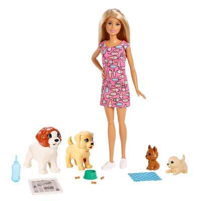 Barbie Treinadora de Cachorrinhos Mattel FXH08