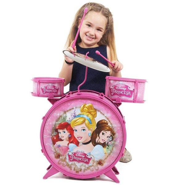 Bateria Infantil Disney Princesas TOYNG 27213