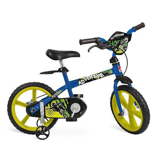 Bicicleta Adventure ARO 14 Bandeirante 3011