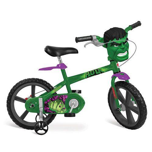 Bicicleta HULK ARO 14 Bandeirante 3019