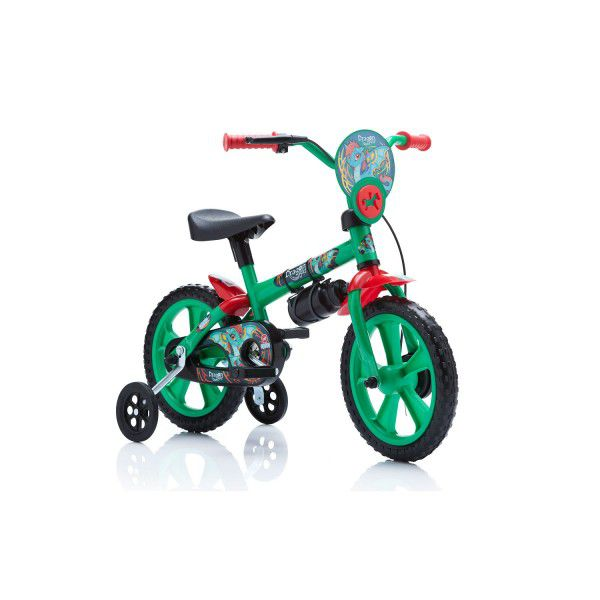 Bicicleta Infantil ARO 12 Dragon Bike Calesita B510