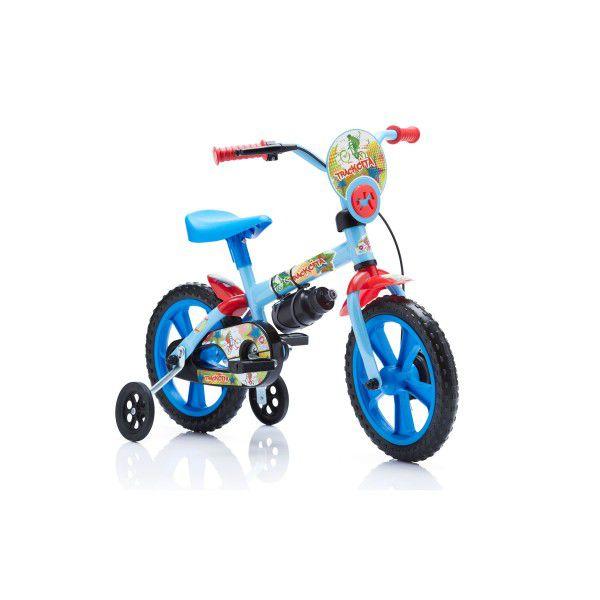 Bicicleta Infantil ARO 12 Trackcita Bike Calesita B510