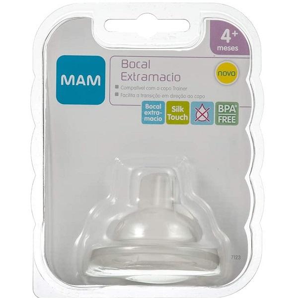Bocal Macio de Transicao SOFT Spout MAM 7123