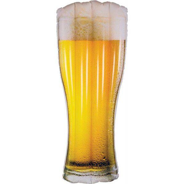 Boia Inflavel Especial Gigante Copo Cerveja Belfix 149300