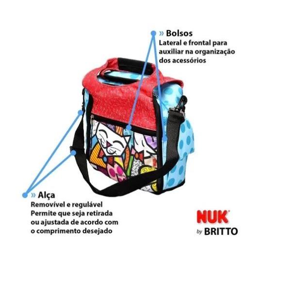 Bolsa Termica Romero Britto NUK PA700144-UB