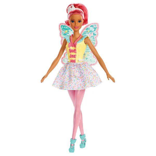 Boneca Barbie Fada Mattel FXT00/FXT03