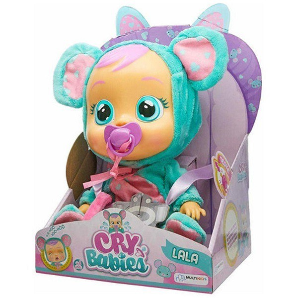 Boneca CRY Babies Lala Multikids BR527