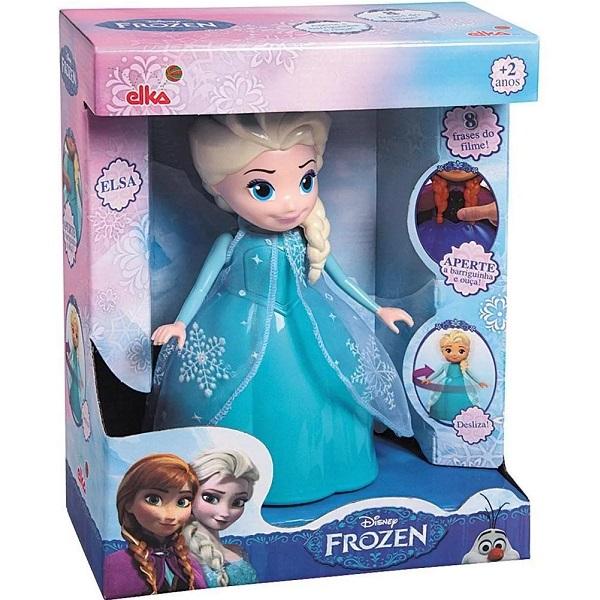 Boneca Frozen ELSA ELKA 947