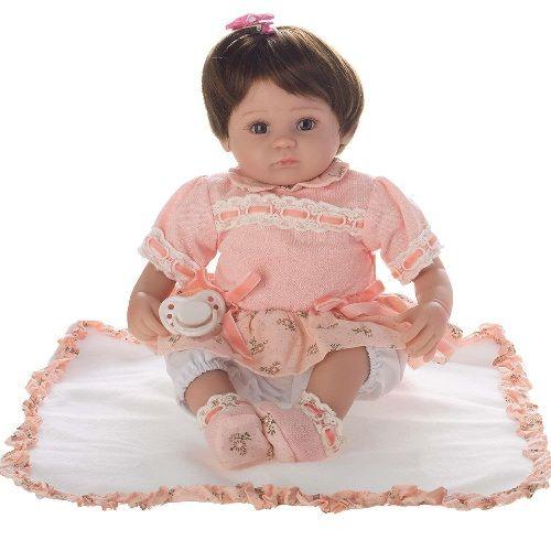 Boneca Laura DOLL BABY Melissa SHINY TOYS 305