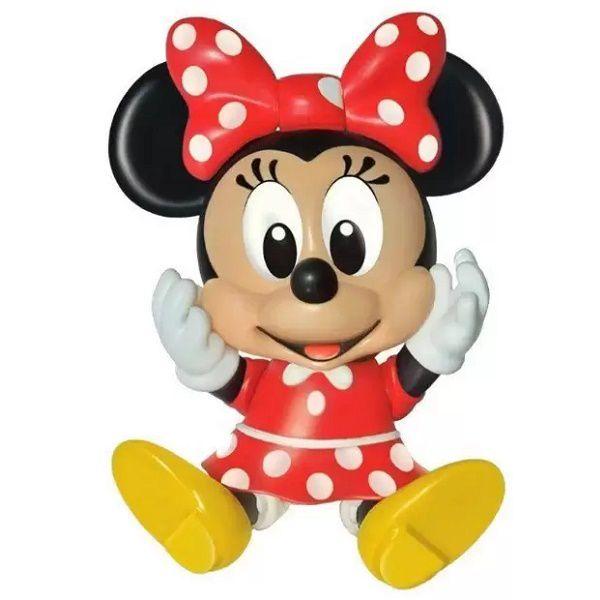Boneca Minnie Vinil Lider 2725