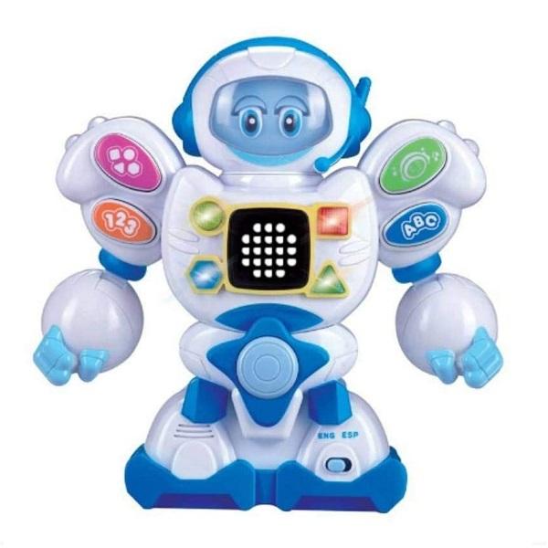 Boneco Amigo Robo Zoop TOYS ZP00048