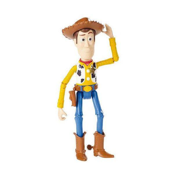 Boneco Articulado TOY STORY 4 Woody Mattel GDP65