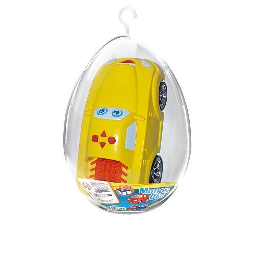 Boneco NO OVO Motion CAR Amarelo Lider 2926