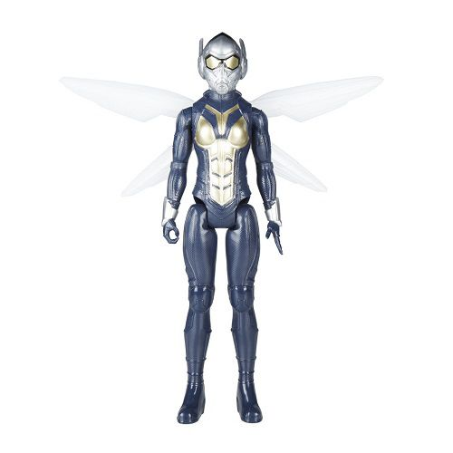Boneco Titan Hero Homem Formiga 30CM Marvel WASP Hasbro E0844 12965