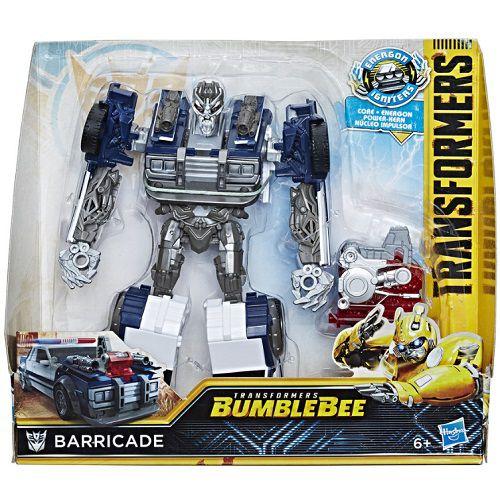 Boneco Transformers Nitro Barricade Hasbro E0700 13074