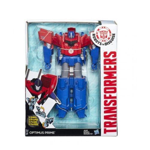Boneco Transformers Ridisguise Heroes HYPER Optimus Prime Hasbro B0067 10803