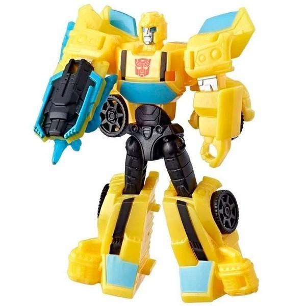 Boneco Transformers Cyberverse Classicos Bumblebee Hasbro E1883 13087
