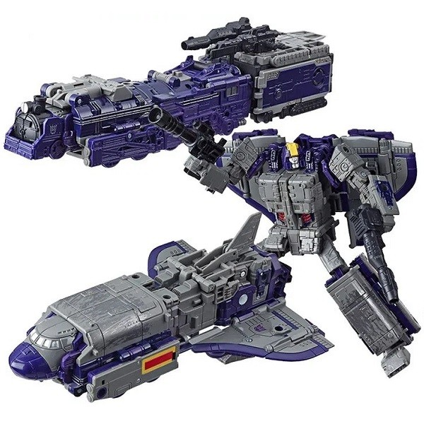 Boneco Transformes WFC Leader Astrotrain Hasbro E7123 14825