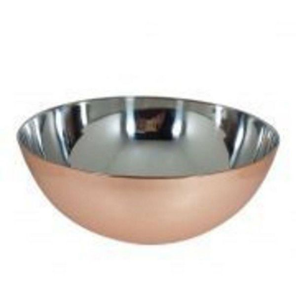 Bowl INOX Bronze 24CM Mimo STYLE AN802BZ 6240