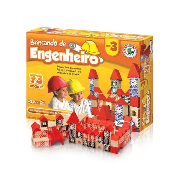 Brincando de Engenheiro III Xalingo 5277.6