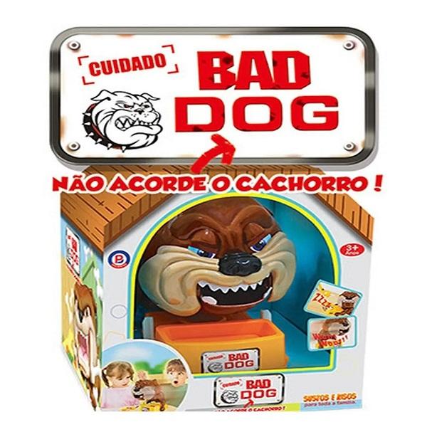 Brinquedo BAD DOG Polibrinq 2334